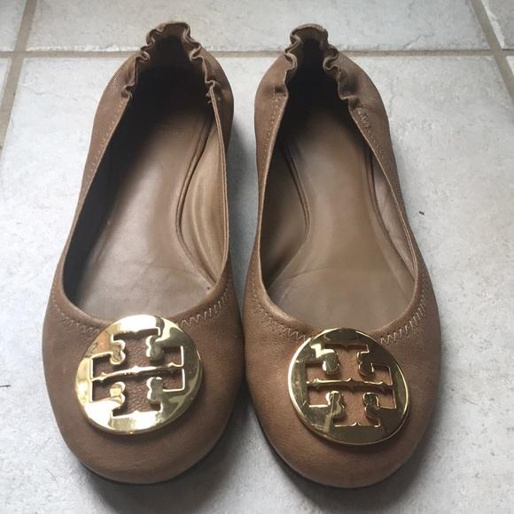 283b545394aa Tory Burch Shoes - Tory Burch Minnie Travel Ballet Flat